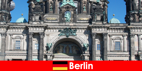 Despite Covid 19, Berlin is attracting new tourists from all over the world