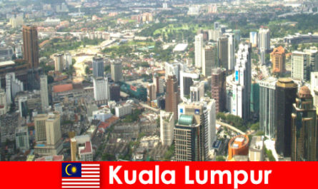 Kuala Lumpur in Malaysia Asia lovers come here again and again