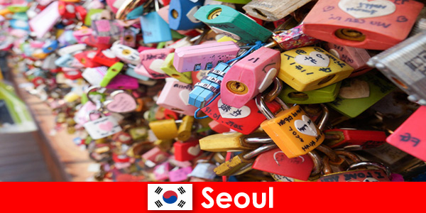 A voyage of discovery for strangers in the trendy streets of Seoul in Korea
