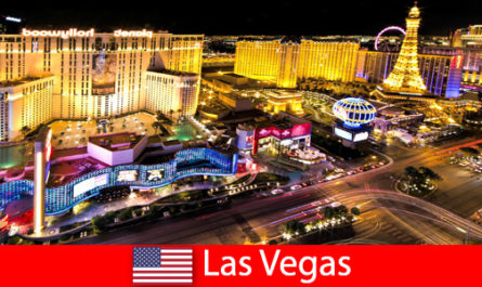 A dazzling game paradise in Las Vegas United States for guests from all over the world