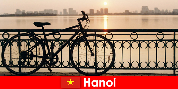 Hanoi in Vietnam Discovery trip with water trips for sports tourists
