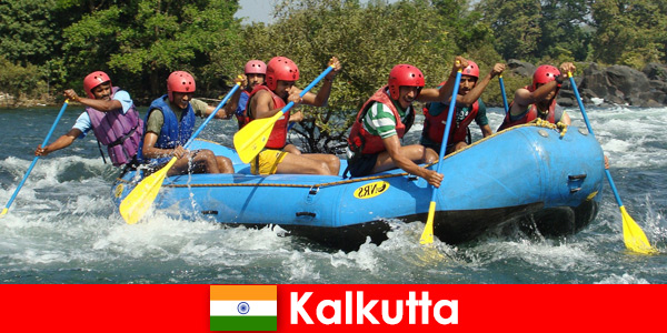 Cheap travel for active athletes in Calcutta India