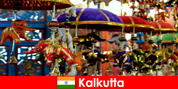Colorful religious ceremonies in Calcutta India a travel tip for foreigners