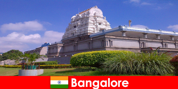 The mysterious and magnificent temples of Bangalore