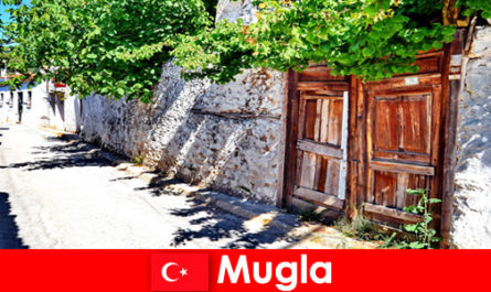 Picturesque villages and hospitable locals greet tourists in Mugla Turkey
