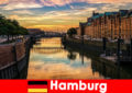 Architectural beauty and entertainment for short breaks in Hamburg Germany