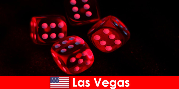 Travel to the brilliant world of a thousand games in Las Vegas United States