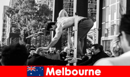 Art and culture for creative vacationers in Melbourne Australia
