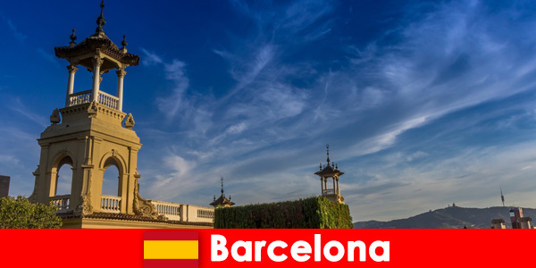 Archaeological sites in Barcelona Spain await avid history tourists