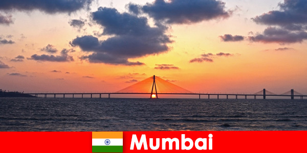 Asia travelers are enthusiastic about the modernity and the tradition in Mumbai India