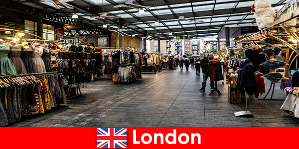 London England is the top address for shopping tourists