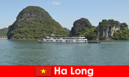 Multi-day cruises for tour groups are very popular in Ha Long Vietnam